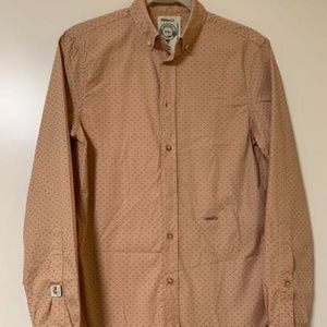 DIESEL long-sleeved button-down shirt